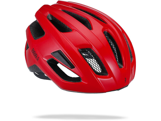 BBB Kite Helm glossy red